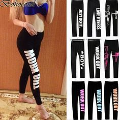 HOT SALE Women Leggings Elastic Comfortable Surper stretch slimming Legging Workout pants Fitness Trousers leggins  #purse #styles #outfit #jewelry #beauty #makeup #style #hair #outfitoftheday #beautiful #jennifiers #fashion #model #cute #stylish