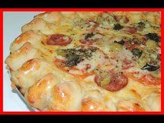 COMO FAZER PIZZA HUT (MASSA PAN) | Ana Maria Brogui # 82 - YouTube