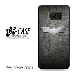 Batman Arkham DEAL-1419 Samsung Phonecase Cover For Samsung Galaxy Note 7