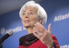 Informazione Contro!: LAGARDE Fmi migliora le previsioni sul debito ital...