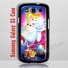 Cinderella and Friends Samsung Galaxy S3 Case