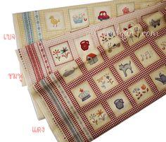 Masako wakayama's fabric for quilting