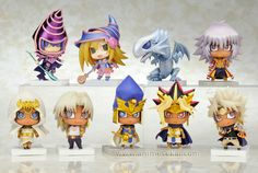 Yu-Gi-Oh Duel Monsters Trading Figures #2
