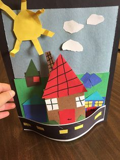 St. Frances Cabrini Art: 2nd and 3rd Grade Completed Projects