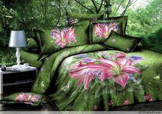 Tropical bedding..