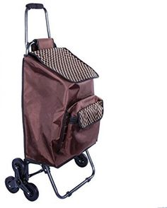 grocery cart with wheels shopping front cooler bag trolley bag stair climbing