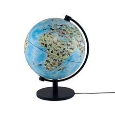 The Stellanova Globe for Kids is an excellent learning tool for the child on your Christmas list!  They will never know they are learning about the world because they will be having so much fun.  And because it is an illuminated globe it can be used as a beautiful night light as well!  www.ultimateglobes.com