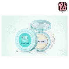 ARITAUM Pore Master Sebum Control Pact 8.5g Amore Pacific Korean Cosmetics #ARITAUM #poremastersebum # pact #kbeauty