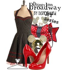 """""""Disney on Broadway"""" by lalakay on Polyvore"""