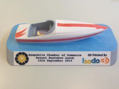 Hampshire Chamber of Commerce 3D Printed raffle prize