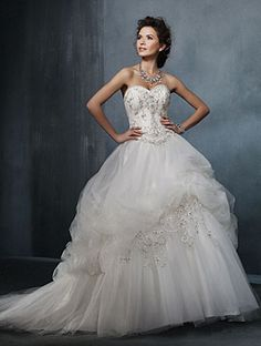 Alfred Angelo 2319 Bridal Gown