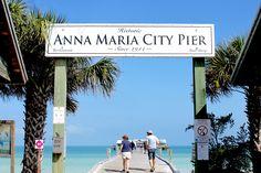 A must see in Anna Maria Island// Holmes Beach, Gulf Coast, FL