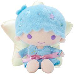 【2016.06.08】★Plush Dolls ★5,184円(税込), 約12x7.5x14cm ★ #SanrioOriginal ★ #LittleTwinStars