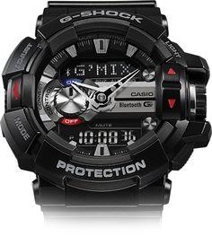 G-Shock Bluetooth Watch Very cool G Shocks,