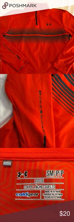 Under Armour Golf Pullover Gently used polo pullover by Under Armour Under Armour Jackets & Coats Performance Jackets