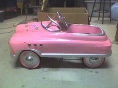 Re: Custom Pedal Cars?