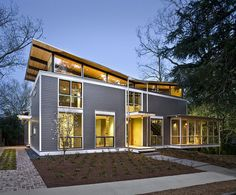 RainShine House by Robert M. Cain