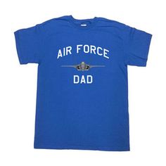 Air Force Dad Shirt Proud Dad T-Shirt Gift For Dad Father's Day TShirt Christmas Gifts Birthday Army Navy Military Mens Tee - SA294