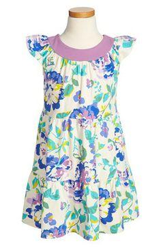 Tea Collection 'Desert Rose' Twirl Dress (Toddler Girls, Little Girls & Big Girls) | Nordstrom