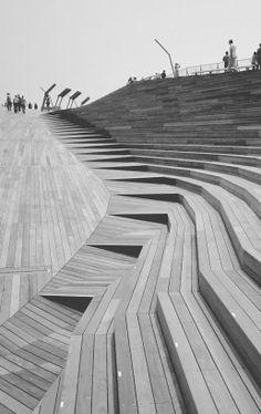 Stairs and their rhythm ( via La Boheme)