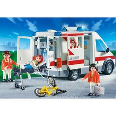 #playmobil auxilio