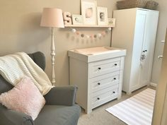 Baby Sienna's Nursery Reveal – The Home That Made Me Baby, Furniture, Home Decor, Shopping, Home, Homemade Home Decor, Babys, Home Furniture, Infant
