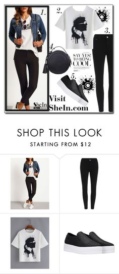 """""""SheInSide IX / 15."""" by esma178 ❤ liked on Polyvore featuring мода"""