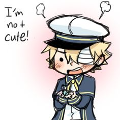 Oliver dear, you're not cute....You're the CUTEST THING ALIVE!!!~ (≧∇≦)