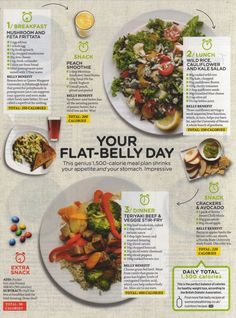 What food help reduce belly fat picture 1