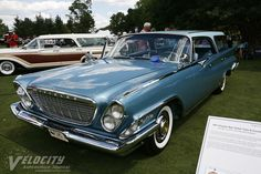 1961 Chrysler New Yorker Town & Country Wagon