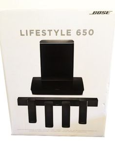 Home Theater Systems: Brand New Bose Wireless Lifestyle 650 Home Theater System. Latest Model BUY IT NOW ONLY: $3799.0