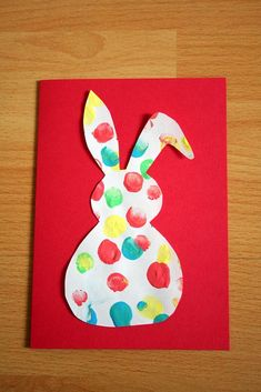 Osterdeko & Ostergeschenke selber machen Osterkarte Acne and Adult Acne (Rosacea), what is wrong wit Easter Arts And Crafts, Spring Crafts, Holiday Crafts, Easter Activities, Craft Activities For Kids, Hoppy Easter, Easter Card, Toddler Crafts, Preschool Crafts