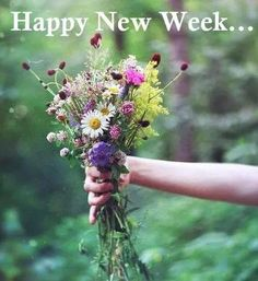 Happy New Week Monday~