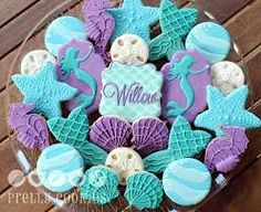 Image result for mermaid party ideas