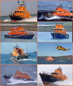 More images of the RNLI St Mary's Isles of Scilly Cornwall.