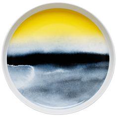 Buy Marimekko Weather Diary Platter, Dia.32cm Online at johnlewis.com