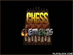 Chess Battle Of The Elements  Android Game - playslack.com , Chess: Battle of the Elements-3D   very pretty chess for your phone. Now it became much more captivating to compete chess. And that is because the game found brand-new design. The gameplay became much more down-to-earth, sound is more soft, and graphics is simply astonishing. You will be able to select different boards and illustrations for the game. The multiplayer method, where you will be able to propel down a contest to your…
