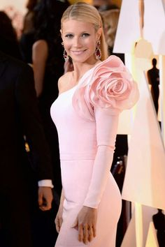 """Gwyneth Paltrow Pink Dress  """