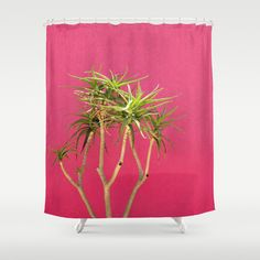 Can You See Me? Shower Curtain by RichCaspian - $68.00 #showercurtain #homedecor #shower #curtain #burgundy #magenta #bathroom #bathtub #fuchsia #modern #pink #hotpink #minimal #minimalism #minimalist #nature #photography