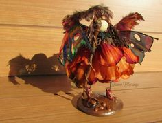 Check out this item in my Etsy shop https://www.etsy.com/listing/253069805/art-doll-fairy-figurine-faerie-ornament