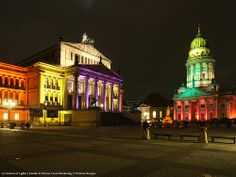 Since 2005, we transform #Berlin's #landmarks, buildings and places in a world full of #light #art, #projections, #videomappings and #illuminations. #Events, #tours and #activities around the theme of light make it itself a piece of art. Over 2 m visitors and 1 bn media contacts worldwide account for the success of this event. The #festival has become one of the most famous art and #cultural events in #Germany. http://blog.zander-partner.de/wordpress/ #Gendarmenmarkt #FOL #FestivalOfLights