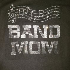 f9d5e04a The shirts come in women's fit small- 2XL. Regular t-shirt sizes are. Band  Mom ...