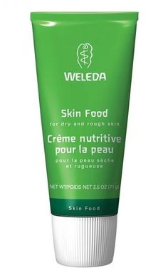 —15 Beauty Brands That Are Eco-Friendly— We love this eco-friendly Weleda skin food that helps keep skin SO hydrated. Bonus: it's available at whole foods