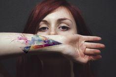 Amanda Wachob love the water colour