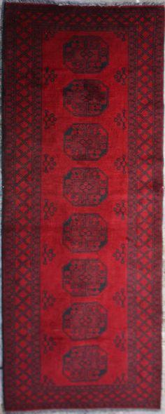 Afghan Carpet Runner