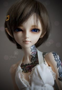 #dolls #bjd glowbee:  Sunshine on Flickr.