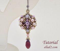 Tutorial Leda Earrings