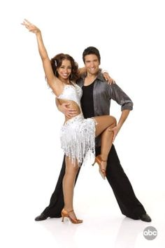 Mya & Dmitry Chaplin - Season 9 - Dancing with the Stars