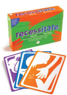 recessitate is a great tool to help refresh and refocus children in school or at home  (sold out!  now in PDF and re-branded as Focus 1-2-3)