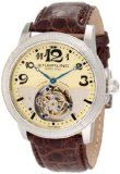 After Earth Amazon Watch Promotion Codes: Best Deals On Stuhrling Original Men's 350.331543 Tourbillon Destiny Limited Edition Brown Leather Strap Watch - http://watchesmans.net/best-deals-on-stuhrling-original-mens-350-331543-tourbillon-destiny-limited-edition-brown-leather-strap-watch